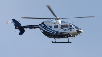 D-HTHD - Eurocopter EC 145 - Germany - Police