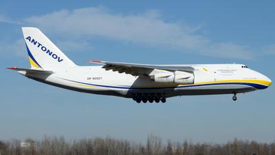 UR-82007 - Antonov An-124-100M Ruslan - Antonov Airlines