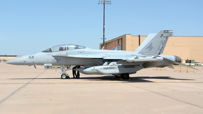 168770 - Boeing EA-18G Growler  - United States - US Navy (USN)