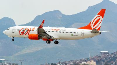 PR-GTR - Boeing 737-8EH - GOL Linhas Aéreas