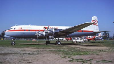 C-FCZZ - Douglas DC-6A(F) - Conair Aviation
