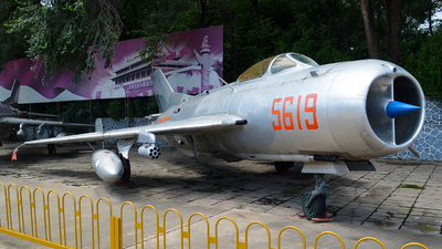 5619 - Shenyang J-6 - China - Air Force