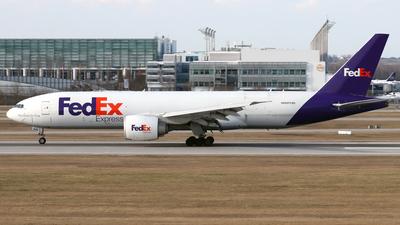 N880FD - Boeing 777-F28 - FedEx