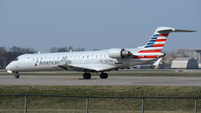 A picture of N632SK - Mitsubishi CRJ701ER - Delta Air Lines - © DJ Reed - OPShots Photo Team