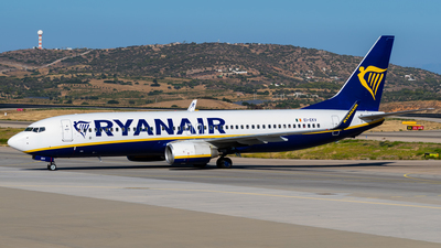EI-EKV - Boeing 737-8AS - Ryanair
