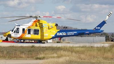 A picture of VHEPR - Bell 412EP - Babcock MCS Onshore - © James Brisbane