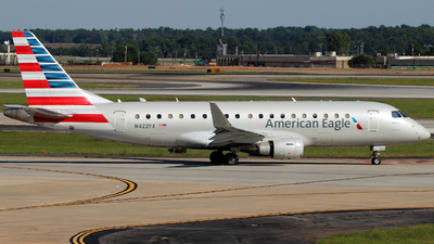 N422YX - Embraer 170-200LR - American Eagle (Republic Airways)