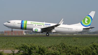 PH-HZM - Boeing 737-8K2 - Transavia Airlines