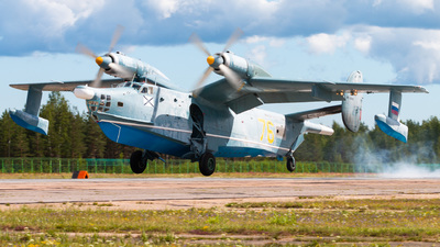 RF-12013 - Beriev Be-12 - Russia - Navy