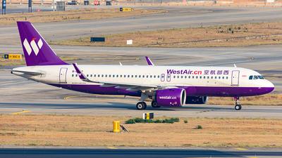 B-8867 - Airbus A320-271N - West Air