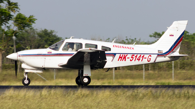 HK-5141-G - Piper PA-28R-201T Turbo Arrow III - Charter Aviation Service