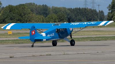 A picture of HBKJC - Aviat A1C180 Husky - [3274] - © Alex