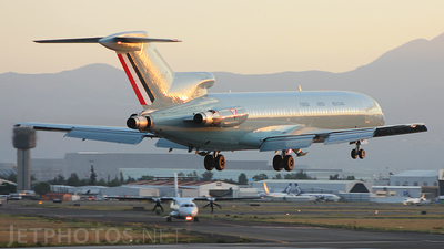 3505 - Boeing 727-264(Adv) - Mexico - Air Force
