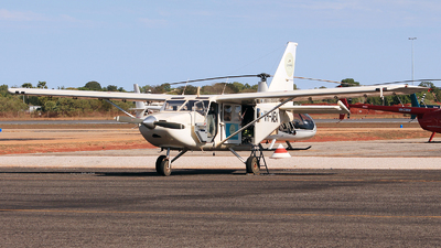 VH-AEA - Gippsland GA-8 Airvan - Kimberley Air Tours