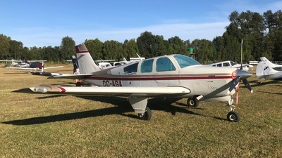 CC-AGA - Beechcraft F33A Bonanza - Private