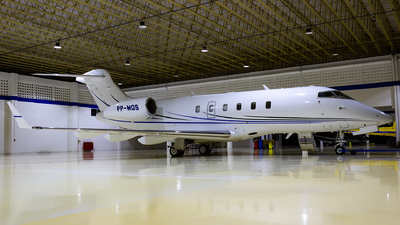 PP-MQS - Bombardier BD-100-1A10 Challenger 300 - Private