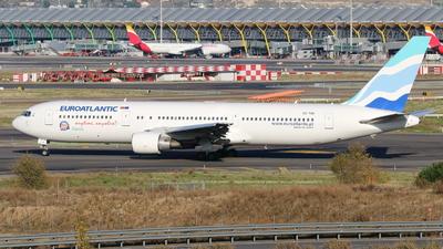 CS-TSU - Boeing 767-34P(ER) - EuroAtlantic Airways