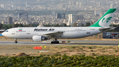 A picture of EPMNJ - Airbus A300B4603 - [380] - © Mohamadreza Zeinloo