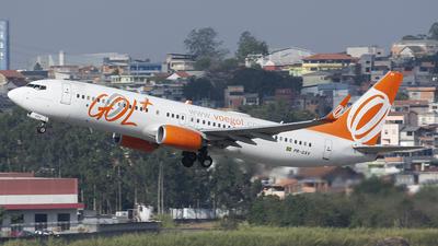 PR-GXV - Boeing 737-8EH - GOL Linhas Aéreas