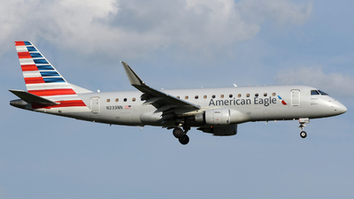 A picture of N233NN - Embraer E175LR - American Airlines - © DJ Reed - OPShots Photo Team