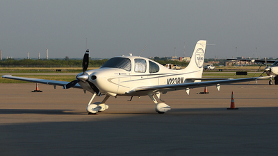 N223RW - Cirrus SR22-GS Turbo - Private