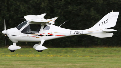 F-WECT - Flight Design CTLS - InnovAir