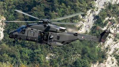 MM81550 - NH Industries UH-90A - Italy - Army