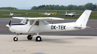 A picture of OKTEK - Cessna F150 - [1380] - © Petr Polak