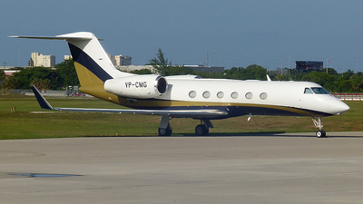 VP-CMG - Gulfstream G450 - Arab Wings