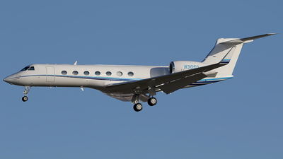 N3050 - Gulfstream G550 - Private
