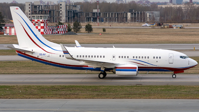 OE-IRF - Boeing 737-7JU(BBJ) - Art Aviation