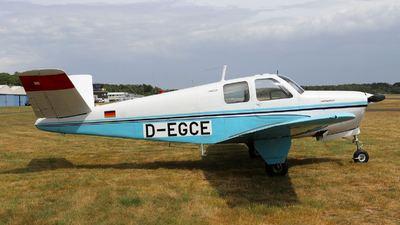 D-EGCE - Beechcraft C35 Bonanza - Private