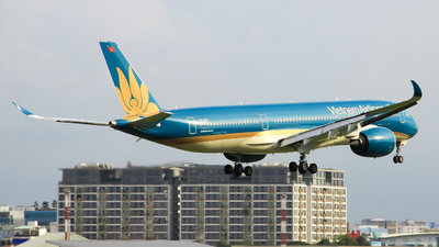 A picture of VNA887 - Airbus A350941 - Vietnam Airlines - © Quang_Minh_024