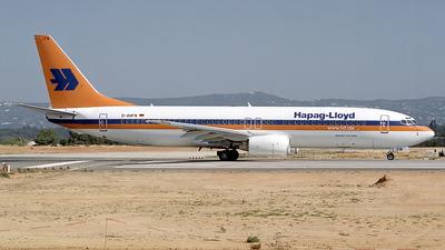 D-AHFN - Boeing 737-8K5 - Hapag-Lloyd