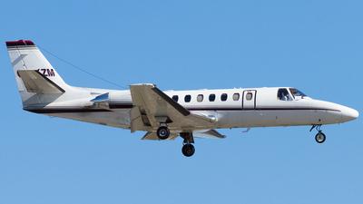 C-GKZM - Cessna 560 Citation Ultra - Chartright Air