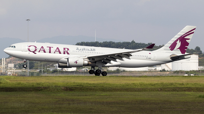 A7-ACK - Airbus A330-202 - Qatar Airways