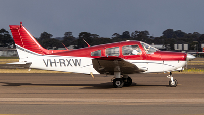 VH-RXW - Piper PA-28-151 Cherokee Warrior - Private