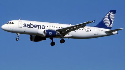 OO-SNE - Airbus A320-214 - Sabena