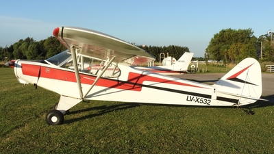 LV-X532 - Piper PA-11-90 Cub Special - Private