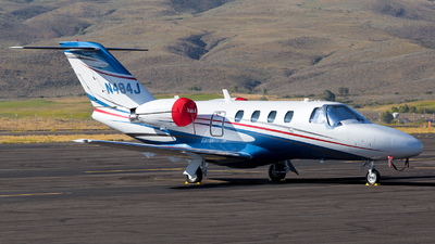 N484J - Cessna 525 Citationjet CJ1 - Private