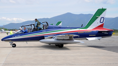 MM55053 - Aermacchi MB-339PAN - Italy - Air Force