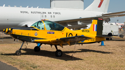 VH-YCH - Pacific Aerospace CT-4B Airtrainer - BAE Systems Australia
