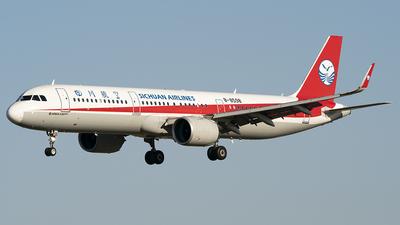 B-8598 - Airbus A321-271N - Sichuan Airlines