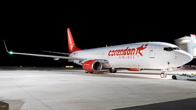 A picture of 9HTJB - Boeing 7378FH - Corendon Airlines - © Moritz Klöckner