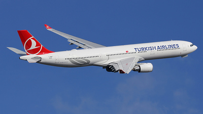 F-WWKT - Airbus A330-303 - Turkish Airlines
