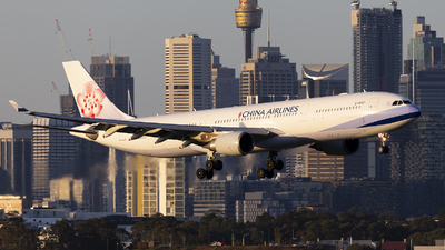 B-18357 - Airbus A330-302 - China Airlines