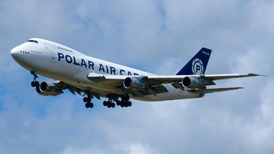 N923FT - Boeing 747-2U3B(SF) - Polar Air Cargo