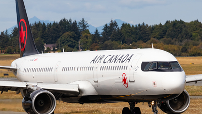 C-GJWD - Airbus A321-211 - Air Canada