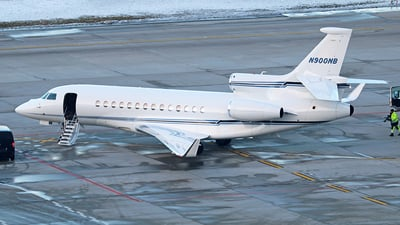 N900NB - Dassault Falcon 7X - Private