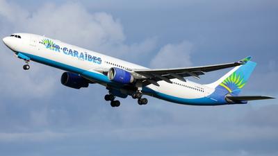 F-GOTO - Airbus A330-323 - Air Caraïbes Atlantique
